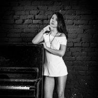 Белые ноты :: Руслан Мамонтов