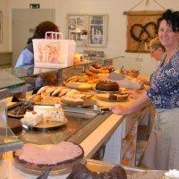 Пекарня в г Эрланген :: Олег Романенко