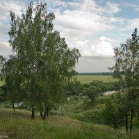Белёвский пейзаж. :: Виктор Евстратов