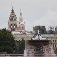 Москва :: Алена и Денис Щитовы