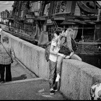 Время поцелуя. :: Vladimir Kraft