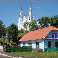 На горе- Софийский Собор. :: Роланд Дубровский