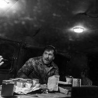 Ночной спор :: Юрий Грищенко