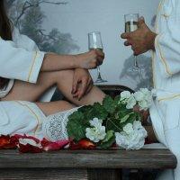 Утро после свадьбы... :: Дмитрий Томин