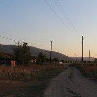 Дорога ведущая в горы :: Евгения Беркина