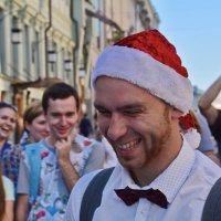 Я - не Дед Мороз, я только учусь :: Александр С.
