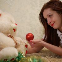"""""""Хочешь яблочко?"""" :: Ольга Долбилина"""