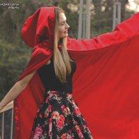 Ветер :: Юлия Рязанцева