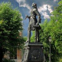 Памятник Петру Первому :: Сергей Карачин