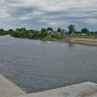 На реке Тобол,г.Курган :: Александр Садовский