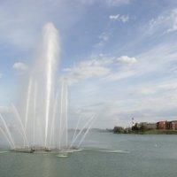 фонтан в центре :: Ильмира Хафизова