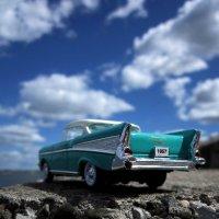 Chevrolet Bel Air 1957 :: Павел Зюзин