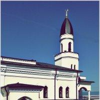 Ярославская соборная мечеть (2). :: Владимир Валов