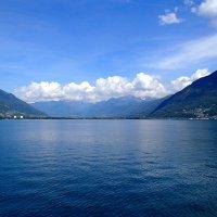 Озеро Лаго-Маджоре. Швейцария :: Надежда Гусева