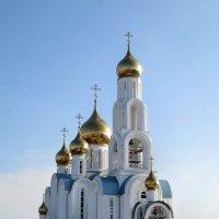 Храм в честь иконы Божией Матери «Целительница» :: Тамара (st.tamara)
