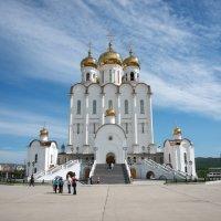 Храм :: Роман Мещеряков