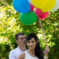 свадьба Анны и Алексея :: Марина Погорельская