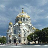 Морской собор святителя Николая Чудотворца в Кронштадте :: Николай