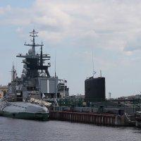Скоро день ВМФ :: Вера Моисеева