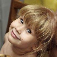 Внучка Алиса :: Нелли Вытришко