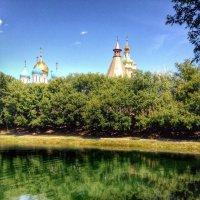 Новоспасский монастырь :: Ирина Бирюкова