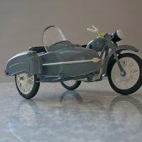 ИЖ-Ю- 2к - модель :: Геннадий Храмцов