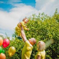 Первый день рождения :: Алена Тараненко