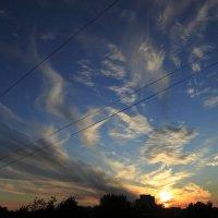 Летний закат :: OlegVS S