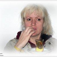 ЧАЙНЫЙ  ПОРТРЕТ :: Валерий Викторович РОГАНОВ-АРЫССКИЙ