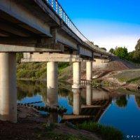 Под мостом :: Игорь Вишняков