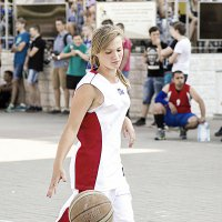 Баскетболистка. :: Nicholas SfN