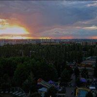 Вечер уходящего дня :: Татьяна Кретова