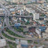 Bangkok. The top view :: Дмитрий Карышев