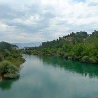 Река Манавгат. :: Чария Зоя