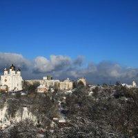 В городе зима :: Сергей *