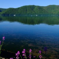 На Ангаре в 7км. от Байкала. :: Rafael