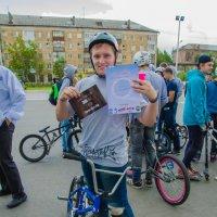 Молодая Гвардия - Соревнование на велосипедах 19.07.2014 :: Aleksey Litkin