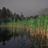 Сумерки над озером :: Валерий Талашов