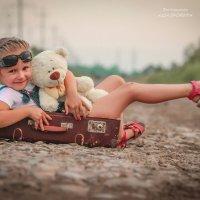 Маленькая хулиганка! :: Алла Чернова