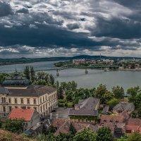 Небо над Дунаем :: isaich