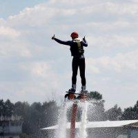 Полёты над водой :: Вера Моисеева