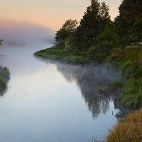 Рассвет.Протока Клязьмы... :: Roman Lunin