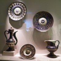 Эрмитаж.Выставка серебрянной утвари 10в. :: Жанна Мааита