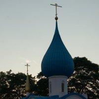 Церквушка :: Валентина Папилова