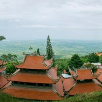 пагода Линь Шон Чыонг Тхо :: Yulia Svetlichnaya