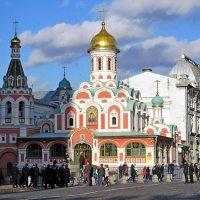 Собор Казанской иконы Божией Матери :: Геннадий Храмцов