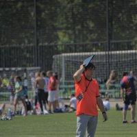 Moscow City Games - футбольный судья :: Aleks