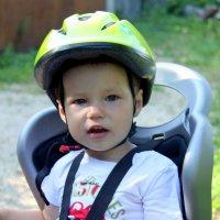 Первый шлем :: Ирина Фирсова