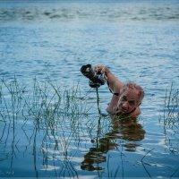 Нелегкая работа фотографа :: Сергей Винтовкин