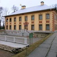 Летний Дворец Петра в Летнем Саду :: Валентина Жукова